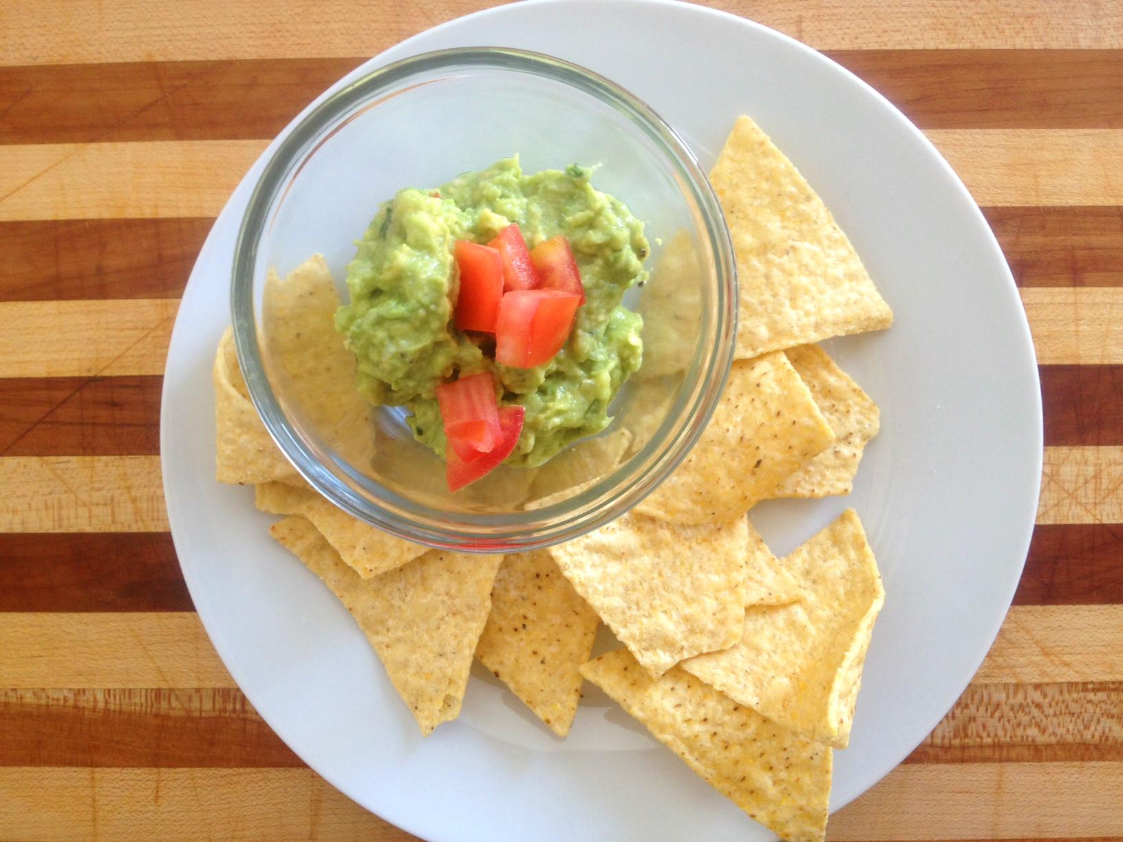 Simply Fresh Guacamole Recipe | Food Apparel