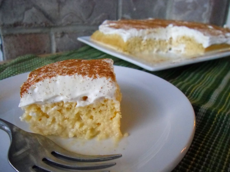 Authentic Mexican Tres Leches Cake Recipe