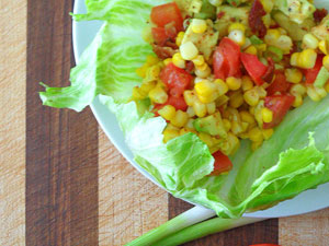 Fresh Corn Wrap at FoodApparel.com