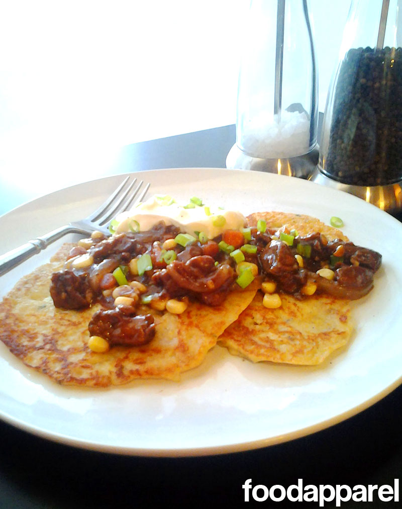 Boxty Recipe (Irish Potato Pancake) | Food Apparel