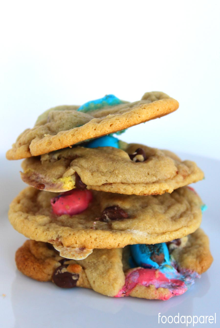 Malted Milk Chocolate Chip Cookies | Food Apparel