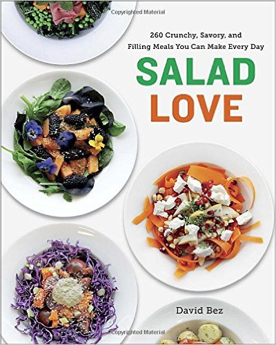 Salad Love - Join our Email List to Win